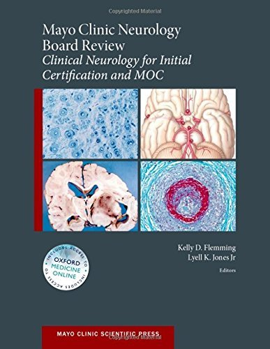 Mayo Clinic Neurology Board Review: Clinical Neurology for Initial Certification and MOC (Mayo Clinic Scientific Press) (2015-09-03) - Exclusive Moc
