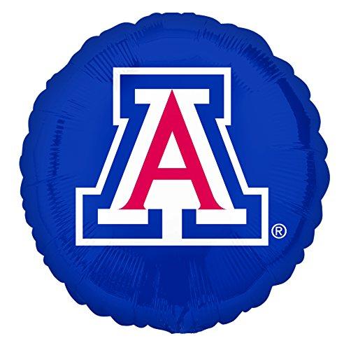 Anagram International University of Arizona Foil Flat Balloon, 18