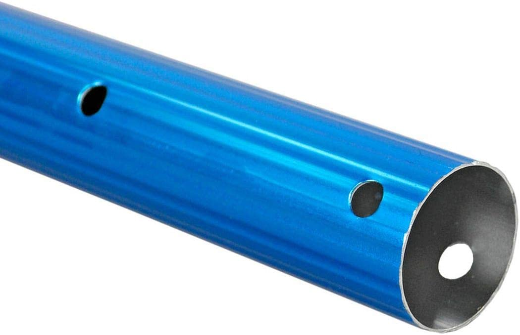 yourGEAR pool pole PPS-3x100 Aluminium telescopic pole 3-part 120-300 cm pole for pool cleaning