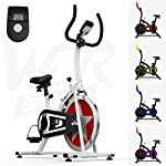 51bCqURHS7L. SS150 We R Sports Esercizio Bici / Aerobico Al Coperto Formazione Ciclo Fitness Cardio Allenamento Casa Ciclismo Macchina - 10kg Volano