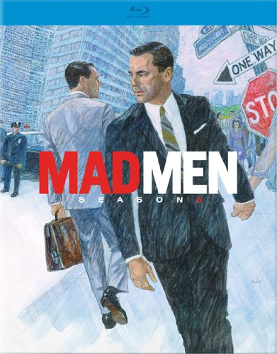 Blu-ray : Mad Men: Season 6 (Digital Theater System, , Widescreen, 3 Disc)