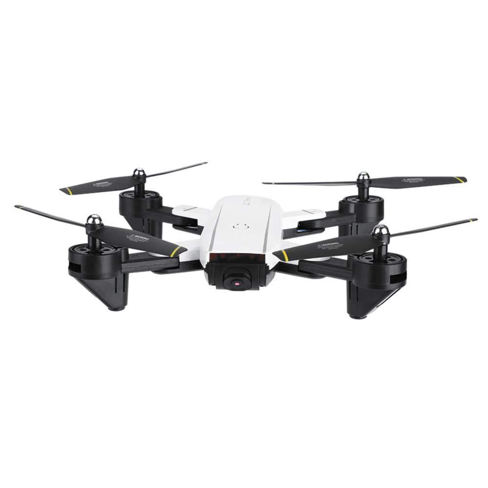 RC Drone, 4CH 6 Achsen Gyro One Key Funktion Mini Fernbedienung Quadcopter mit Weitwinkel HD Kamera Optical Flow (0.3MP Kamera)