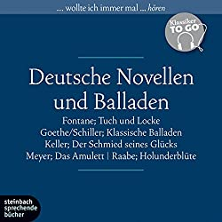 Deutsche Novellen und Balladen (Klassiker to go)