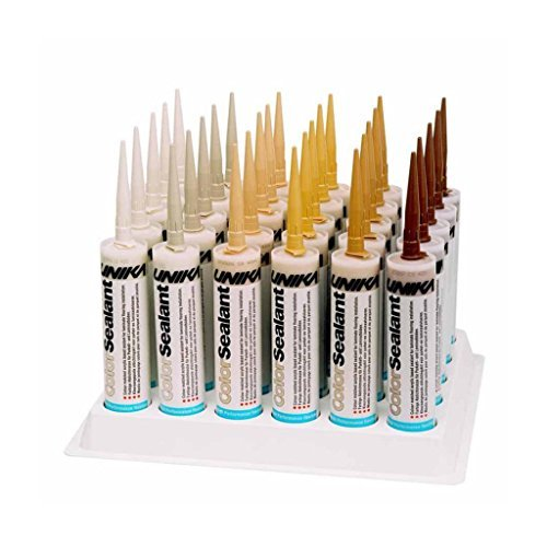 UNIKA ColorSealant CS4206 BEECH 310ml Acrylic Gap Filler ...