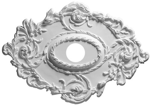 Focal Point 81030 British Victorian Ceiling Medallion - Victorian Molding