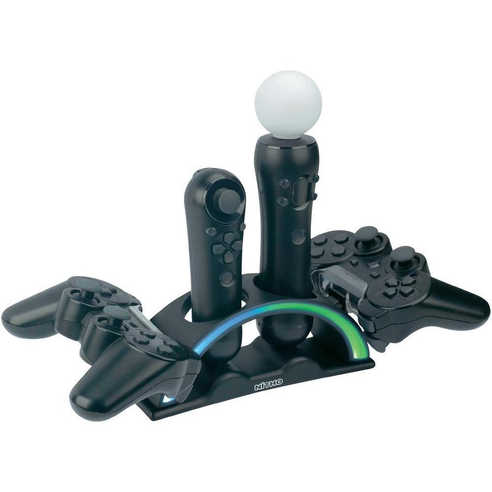 Nitho PS3 cargador Arch Charger: Amazon.es: Electrónica