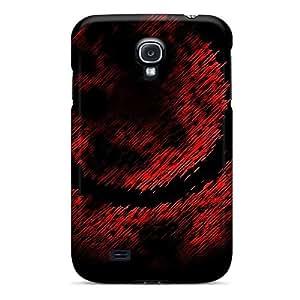CKyzeXQ5262bfOvI Black/red Ring Awesome High Quality Galaxy S4 Case Skin