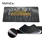 New Hot Anime Mouse Pad Playerunknown's Battlegrounds Mouse pads Speed Version Table mats Alfombrilla Raton