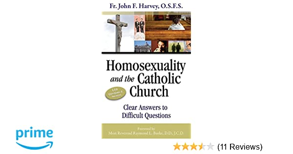 Official vatican stance on homosexuality in christianity