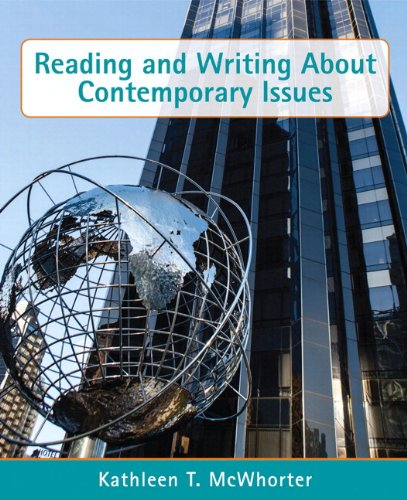 reading and writing about contemporary issues pdf