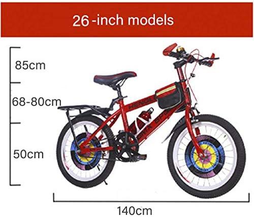 MNB Kinderen Variabele Snelheid Fiets 4-14 Jaar Oude Babywagen Mountainbike Jongen Meisje Primaire School Student 22/26 Inch Kinderen Fiets, A-26 inch
