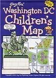 Guy Fox Washington DC Children's Map
