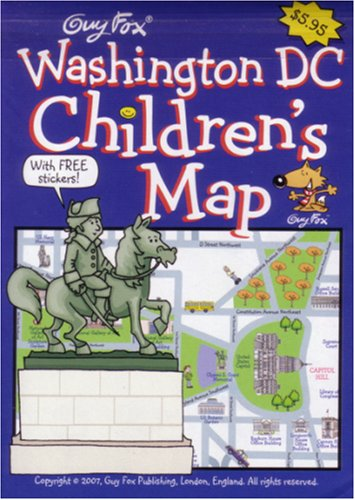 Washington DC Children\'s Map: Amazon.de: Kourtney Harper ...