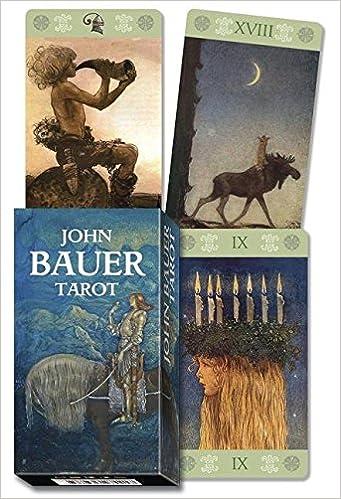 John Bauer Tarot Deck: John Bauer: 9780738759777: Amazon com