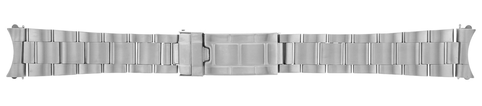 20MM Oyster Band for 40MM Rolex Explorer II 2 16570 FIT Fat Spring BAR FLIP Lock by Ewatchparts (Image #6)