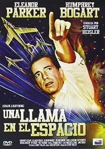 Una Llama En El Espacio [DVD]