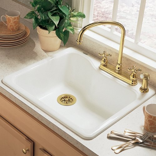 American Standard Silhouette Single Bowl Kitchen Sink