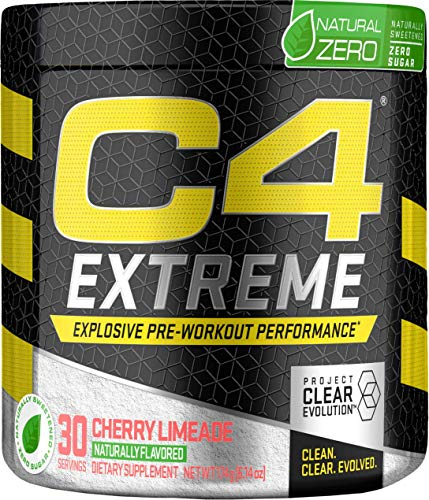 Flavored Preworkout Supplement Caffeine Creatine