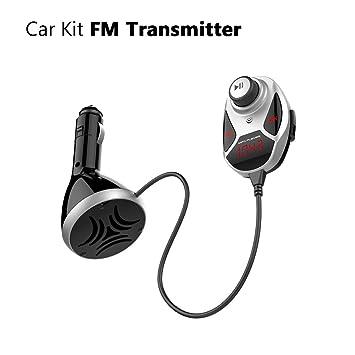 EINCAR Actualizado el transmisor de FM Bluetooth para el Coche ...
