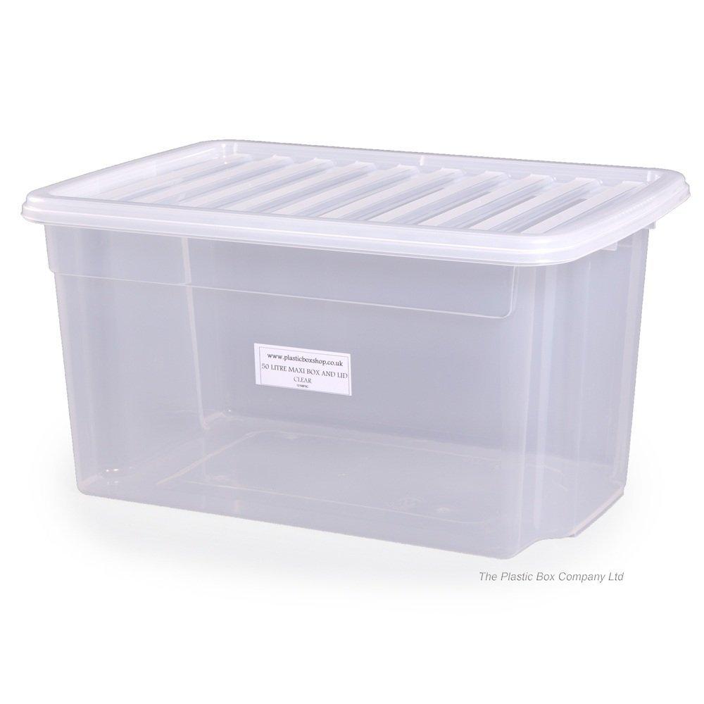 Plastic boxes 61