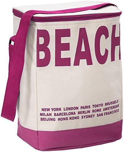 Deuba Koeltas koelbox isolatiebox isolatietas boodschappentas campingtas achtstas tas kleur naar keuze 20 liter
