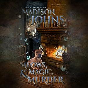 Meows, Magic & Murder Audiobook