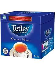 Tetley Tea, Orange Pekoe, 300 Count