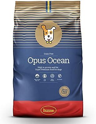Husse Opus Ocean Salmon Potato Grain Free Super Premium Dry Dog Food 12kg