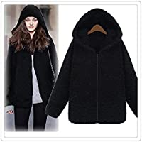 Litetao Fleece Hoodie Sweater, Women New Fashion Jacket Thick Outwear Plus Size Coat