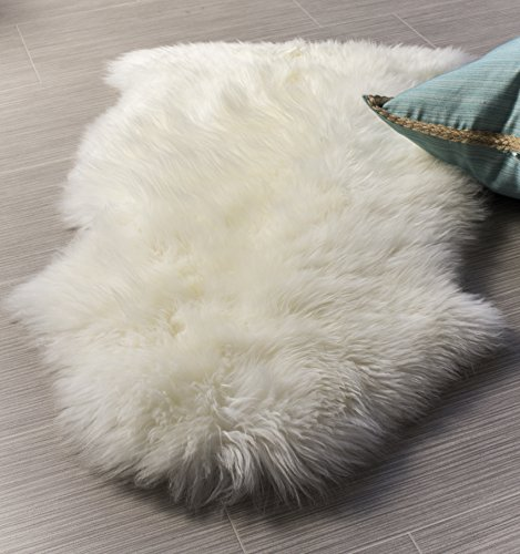 AUTHENTIC Super Area Rugs, Genuine Australian Sheepskin
