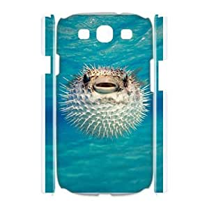 Samsung Galaxy S3 I9300 Phone Case Tropical Fish 1 A3W4458501 Kimberly Kurzendoerfer
