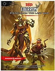 Eberron: Rising from the Last War (D&D Campaign Setting and Adventure B