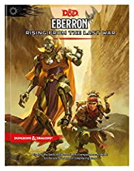 Explore the lands of Eberron in this campaign sourcebook for the world's greatest roleplaying game.  This book provides everything players and Dungeon Masters need to play Dungeons & Dragons in Eberron—a war-torn world filled with magic-f...