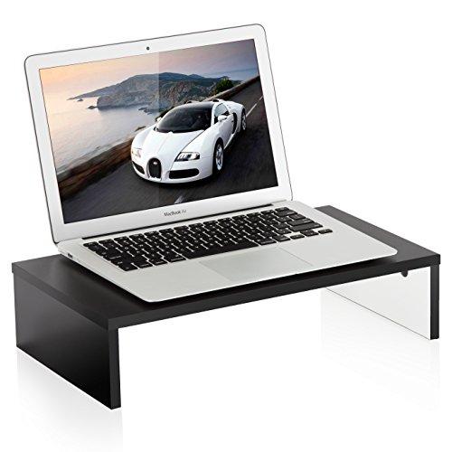 Wood Adjustable Height Computer - 6