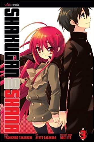 Shakugan no Shana, Volume 3 by Yashichiro Takahashi (2008-06-10)