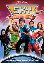 Filmcover Sky High - Diese Schule hebt ab!