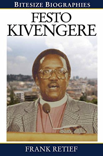 Festo Kivengere (Bitesize Biographies Book 15)