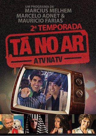 Ta No Ar (A Tv Na Tv): 2A. Temporada (2Pc) - Marcius Melhem / Marcelo Adnet / Danton Mello . . . (Som Ta)