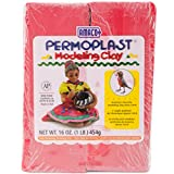 : Permoplast Clay 1lb-Red
