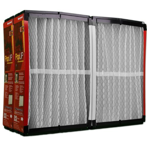 honeywell 20x25x5 furnace filter - 7