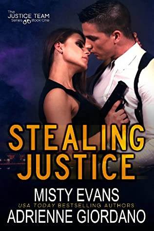 book cover of Stealing Justice