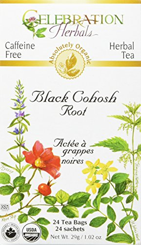 Celebration Herbals Cohosh Organic Teabag