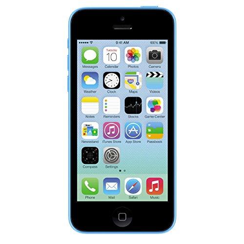 Apple iPhone 5C 8 GB Unlocked, Blue