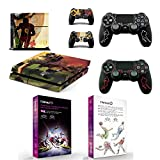 Best Champion Hair Dryers - L'Amazo Protective Playstation 4 Skins Bundle Set of Review