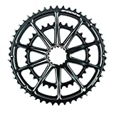 Cannondale 2017 Road SpideRing Bicycle Chainring - 39/53 - KP244/