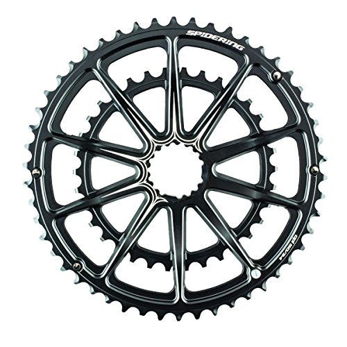Cannondale 2017 OPI SpideRing SL Road Bicycle Chainring (36/52) (Bicycle Road Cannondale)