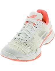 Babolat Womens Jet Mach II All Court Tennis Shoes