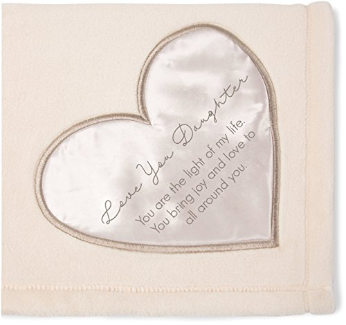 The Comfort Blanket Love You Daughter Thick Warm 320 GSM Royal Plush Throw