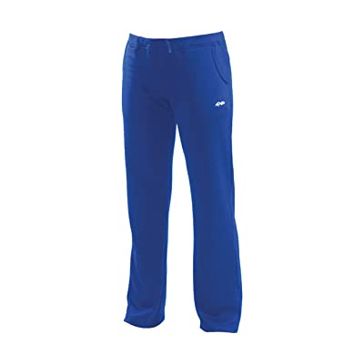 Dolfin Swimwear Warm-Up Pant - Royal/Wht, Small