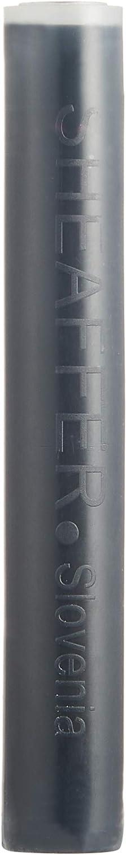inchiostro nero Reca in custodia di 6 Sheaffer/ /Cartuccia per penna stilografica